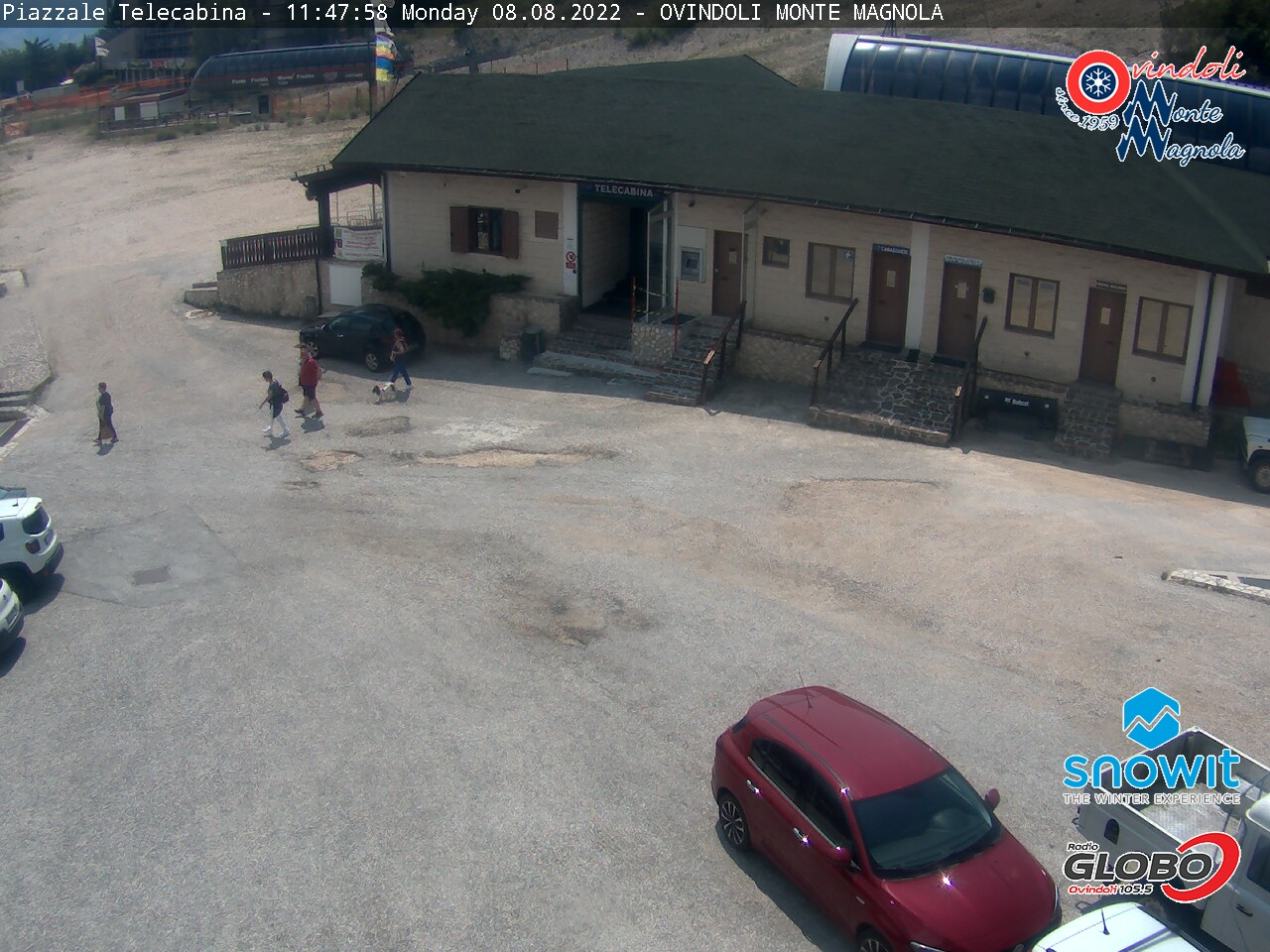 Webcam Ovindoli