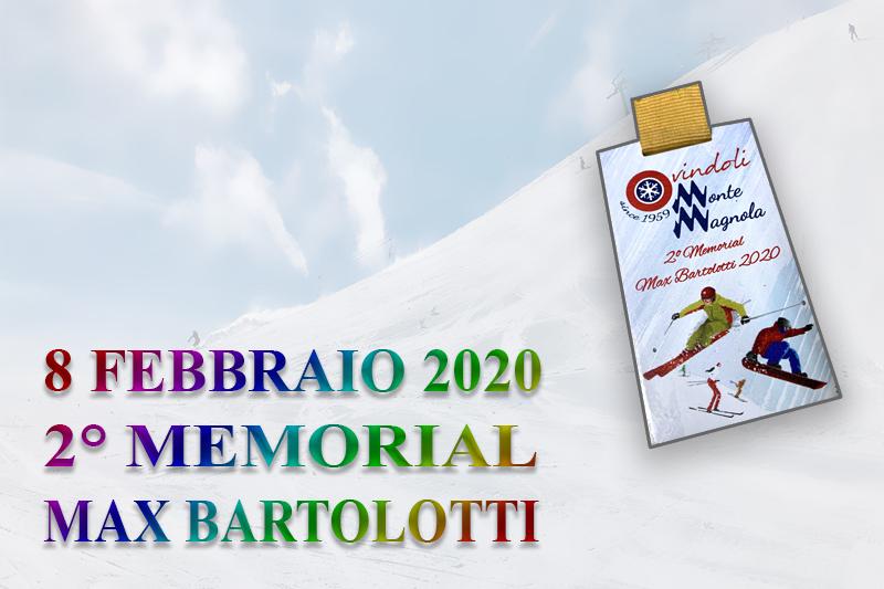 2° Memorial MAX Bartolotti