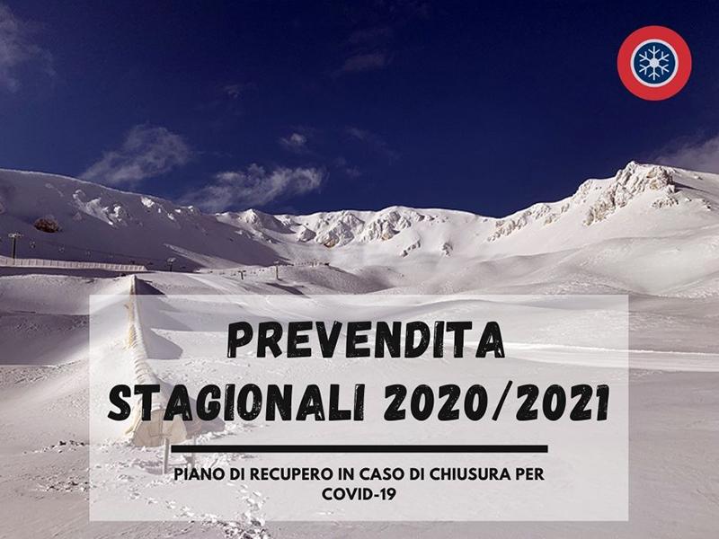 Piano di recupero in caso di chiusura per COVID-19