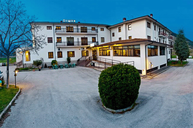 Hotel Paradiso Celano